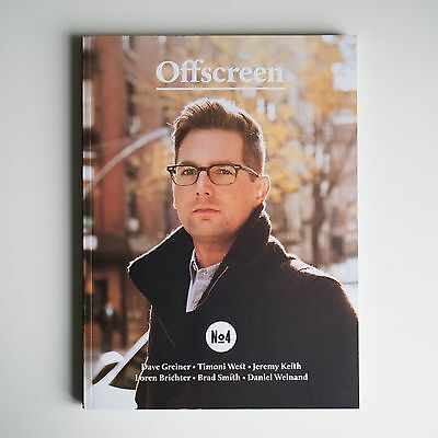 Offscreen Magazine Issue No. 4 (Rare, Design)