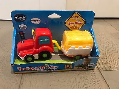 Toot Toot Driver Tractor With Trailer