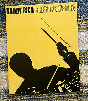 Jazz Programme - Buddy Rich and his Orchestra 1967?