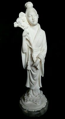 Japanese / Chinese figurine with A. Giannelli signature