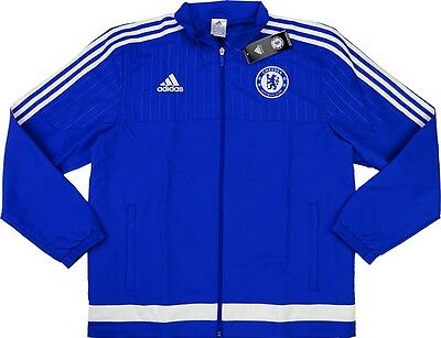 2016 Official Adidas Chelsea FC Training Kit Top Mens Size Small NEW