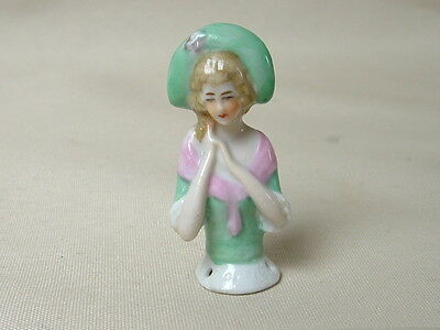 Vintage Half/Pin Cushion Doll