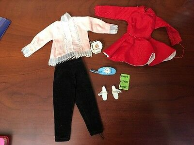 Vintage TAMMY Doll RING A DING Outfit