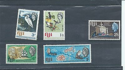 Fiji stamps. 1967 Admiral Bligh MNH plus others (X723)