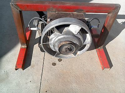 Antique Vintage Maytag 72 Twin Cylinder Engine In running condition with stand