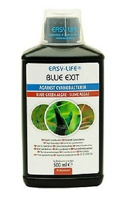 Easy Life Blue Exit 250ml 500ml 1000ml 2000ml Fish Tank Algae Killer Blue Cyano