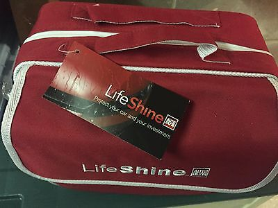 Lifeshine Autoglym Car Cleaning Kit, Brand New with Tags, never used