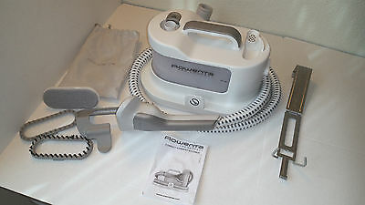 Rowenta IS1430 Pro Compact Garment & Fabric Steamer