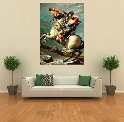 Napoleon Bonaparte Emperor  New Giant Poster Wall Art Print Picture X1457