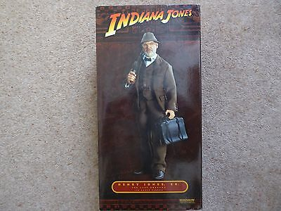 Sideshow Collectibles 1.6 Scale Henry Jones Snr - VGC