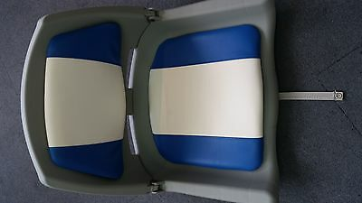 FishermanBoat Seat  Blue x 2
