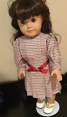 Doll American Girl Samantha tagged outfit