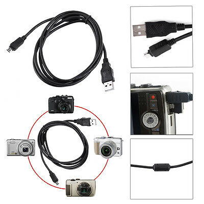 12 Pin Type USB Data Cable Charger Charging Cord EB For Olympus Digital Camera