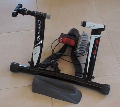 ELITE Super Crono Hydromag Elastogel Cycle Cycling Bicycle Road Turbo Trainer