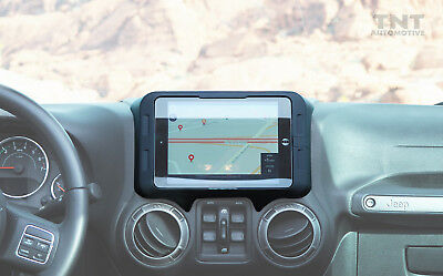 11-18 Jeep Wrangler JK Tablet Dash Mount FOR Apple iPad Mini 1 2 & 3 (Carrichs)