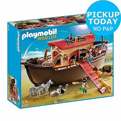 Playmobil 5276 Noah's Ark. From the Official Argos Shop on ebay