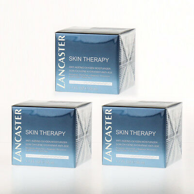 Lancaster Skin Therapy ★ Anti-Ageing Oxygen Night Cream 50ml - 3x