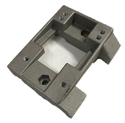 Drilled X30 Inclined Engine Mount 32 mm x 92mm Top Best Price on eBay