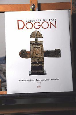 """Serrures du Pays Dogon"" Collectif, Editions Adam Biro, Paris, 2003"