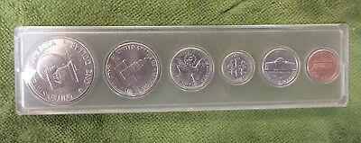 #d292.  1976  Usa Uncirculated Coins