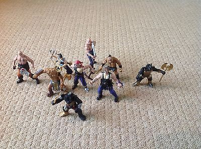 Pirate / fantasy action figures