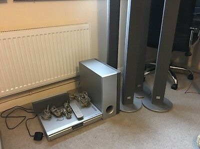 Sony Surround Sound System DVD CD MP3 Home Theatre System DAV-SB300 Relisted