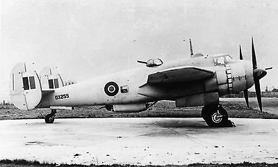 Prototype, Bristol Buckingham, DX255 at Filton; photo