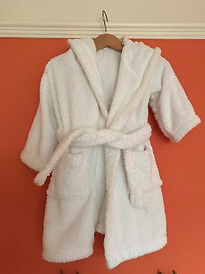 The Little White Company Dressing Gown 18-24