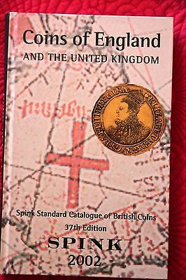 'Coins of England', reference guide by 'Spink' 2002