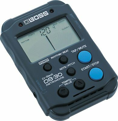 BOSS Dr.Beat DB-30 Metronome