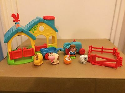 Happyland Farm Set Early Learning Centre ELC