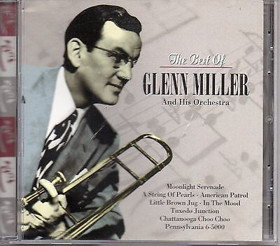 The best of glenn miller and his orchestra CD