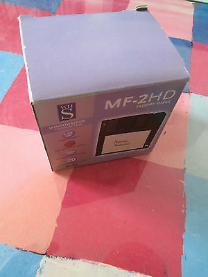 """Box of 19 MF 2HD 3.5"""" Double Sided Floppy Discs Windows Dos Formatted & Labels"""