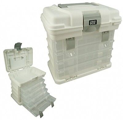 Storage Carry Case With 4 Adjustable Compartment Storage Boxes, Arts, Crafts ®