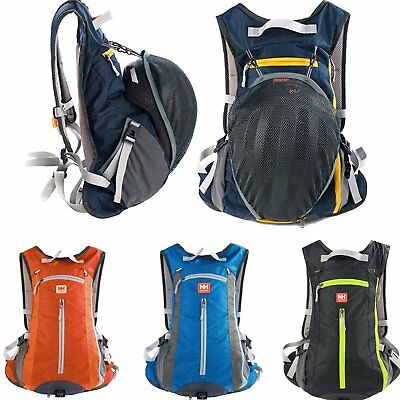 New Bicycle Cycling Rucksack Backpack Hydration Pack Helmet Water Bladder Bag