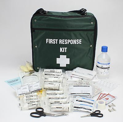 Stroplast Complete Emergency First Response First Aid Kit in Water Resistant Bag