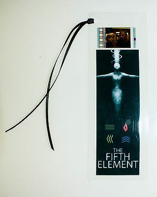 Film Cell Bookmark 35mm - Fifth Element Memorabilia Gift