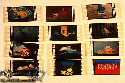 Lady And Tramp - 12 x 35mm Film Cell Lot Movie Memorabilia Aus Seller