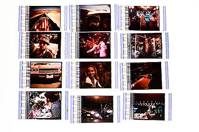 Fear and Loathing  - 12pack - 35mm Film Cell Lot movie memorabilia Aus Seller