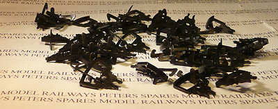 Dapol COUP4 40 Pack Of Tension Lock Couplings OO Gauge