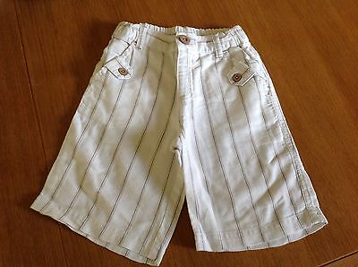 Lovely Boys 2 Piece Shorts By Minihaha  - Age 2 - Excellent Used Condition