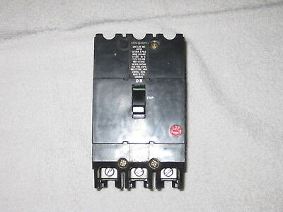 GE 3P 30 AMP 480/277v TEY330 Circuit Breaker General Electric TEY