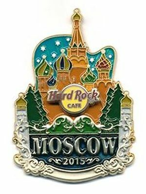Hard Rock Cafe Icon Moskau SOLD OUT! RARE!