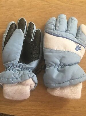 Children's Snow Gloves Ski Gloves Age 11-13