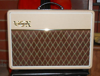 Vox AC10C1 Limited Edition Tan Guitar Combo Amp Near Mint
