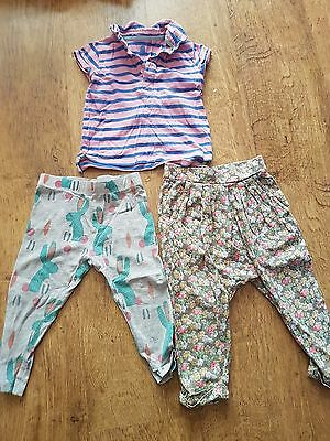Next baby girl bundle size 12-18 month