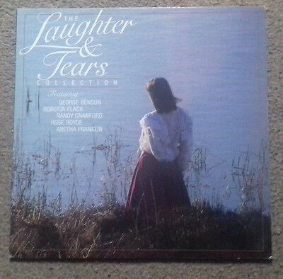 """THE LAUGHTER AND TEARS COLLECTION ~  RARE  12"""" Vinyl LP Record"""