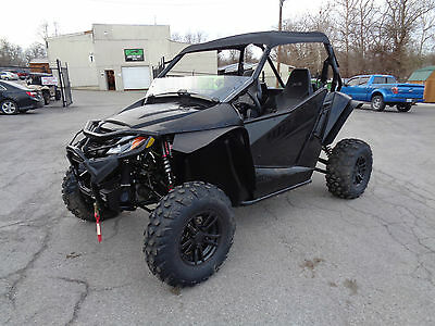 2015 Arctic Cat Wildcat Sport Limited EPS - Winch Bumpers Angle Bars & more