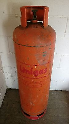 47 kg PROPANE BOTTLE LARGE Unigas Collection Only