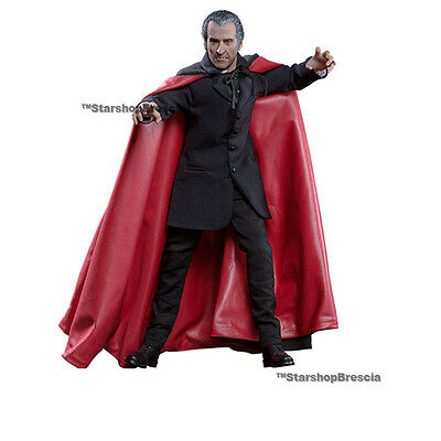 """SCARS OF DRACULA - Count Dracula Christopher Lee 1/6 Action Figure 12"""" Star Ace"""